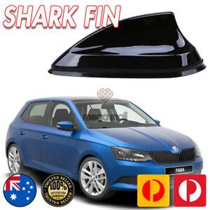 Shark Fin Antenna Aerial Conversion for Skoda