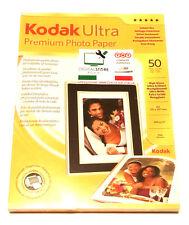 CARTA FOTOGRAFICA KODAK ULTRA PREMIUM PHOTO PAPER 50 FOGLI A4 280GR.HIGHGLOSSY