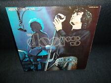 The Doors - Absolutely Live / Elektra 62005 /2xVinyl LP 1971 Germany MISPRINT