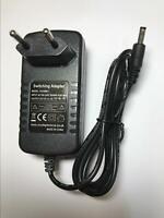 Scott Portable DVD Player AC Adaptor Mains Charger Power Supply 12V EU 2 Pin