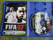 Playstation 2 - PS2 - Spiel - Fifa 07 - in OVP + Anleitung
