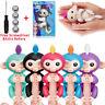 Finger Unicorn Little Electronic Pet Monkey Toy 6 Function Interactive Sense Toy