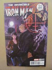 Invincible Iron Man #599 Marvel Comics Venom 30th Variant 9.6 Near Mint+