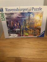 Seasons of New York 1500 Pc Puzzle Ravensburger New York in Winter and Summer