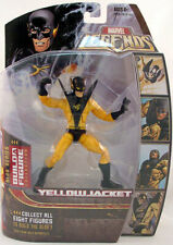 Marvel Legends 6 Inch Action Figure Blob Series - Yellow Jacket Variant