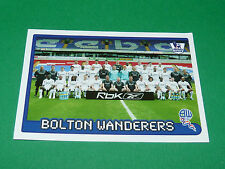 N°143 BOLTON WANDERERS ENGLAND MERLIN PREMIER LEAGUE FOOTBALL 2007-2008 PANINI
