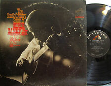 George Hamilton IV - The Gentle Country Sound of  (RCA LSP-3962) ('68) autograph