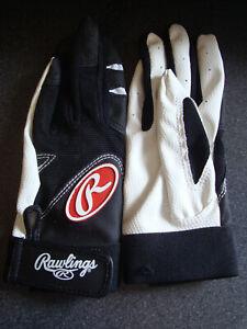 Rawlings Youth Baseball Batting Gloves (XS/SM) BGP220
