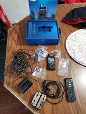Xmp3i Sirius Xm Portable Satellite Radio Receiver w/ Home Kit - Records Xm!