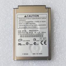 """NEW 1.8"""" 60GB 8mm MK6006GAH CF HARD DISK DRIVE FITS A PPLE IPOD 3RD 4TH GEN"""