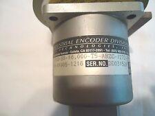 BEI Industrial Encoder Part #924-01005-1218