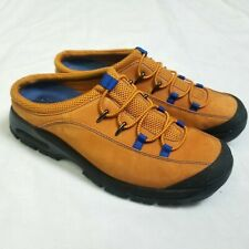 Cole Haan Air Waterproof Clogs Shoes  Womens Size 8.5 D  Orange D15862
