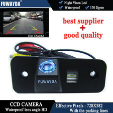 CCD Clolor Reversing Rear View Parking Camera for Hyundai SANTA FE Azera Santafe