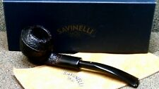 SAVINELLI - Punto Oro #623, Full Bent Rhodesian - Smoking Estate Pipe / Pfeife