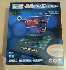 Revell magic flight fokker dr1 1/72 ovp