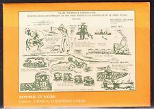 Nauru 1982 Phosphate Postcards Pack of 6 Mint
