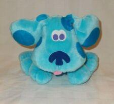 "Fisher Price Blue's Clues 7"" Stuffed Plush Dog 2002 Viacom"