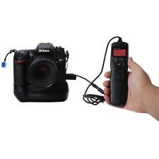LCD Timer Remote Shutter Release cable for Nikon D90, D5000, D3100, D3200, D7000