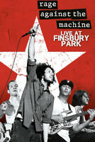 RAGE AGAINST THE MACHINE - LIVE AT FINSBURY PARK NTSC All Region DVD *NEW*