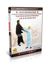 Tai Chi Qigong Series - Taiji Tai Chi Hand And Art Of Roushou by Zhu Datong DVD
