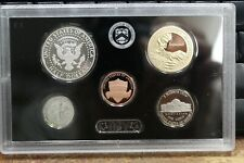 2017 United States Mint Silver Proof Set