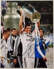 Gareth Bale Signed 11x14 Photo Autograph Real Madrid Wales ~ Beckett Bas Coa