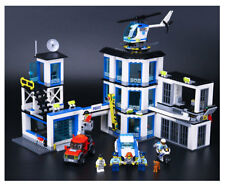 BRAND NEW - City Police Station 60141 - Complete Set +Instructions