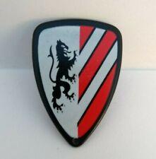 *Playmobil* Wappenschild Löwen Motiv rot weiß Schild *Ritterburg 3667 7124*