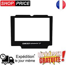 Ecran vitre de remplacement pour Game Boy Advance SP (NEUF)