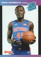 2019-20 Panini Instant Retro Rated Rookie '89 Donruss #14 Sekou Doumbouya