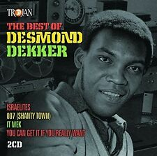 Desmond Dekker - Best of Desmond Dekker [New CD] UK - Import