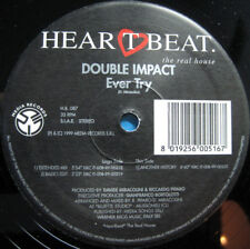Double Impact (7) - Ever Try / VG+ / 12""