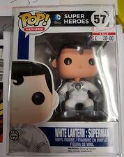 FUNKO POP DC WHITE LANTERN SUPERMAN 57