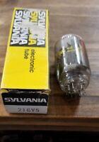 21GY5 NOS vacuum tube Sylvania