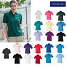 Henbury Women's 65/35 Short Sleeve Polo Shirt H401 - Ladies Casual Collared Top