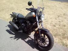 Rebel Honda Chopper/Cruiser Motorcycles