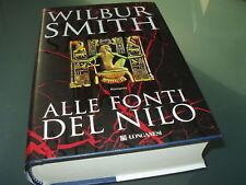 WILBUR SMITH-ALLE FONTI DEL NILO-LONGANESI-AZIONE