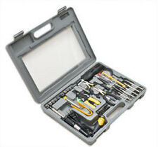 SYBA 56 Pieces Computer Tool Kit, Handsome See though Case, Solder set New