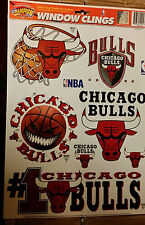 "CHICAGO BULLS NBA DECAL SHEET 17.5""X11.5"" NOAH JORDAN"