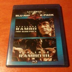 Rambo III Blu-ray Sylvester Stallone