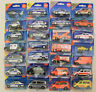 SIKU Blister Carded MINIATURE Vehicles - POLICE, FIRE & AMBULANCE (5 - 8cm long)