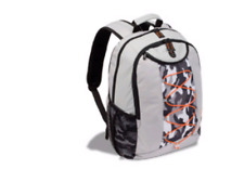 """Targus Backpack - 15.4"""" Cami Notebook/Tablet/Laptop Case - Gray Camouflage NEW"""