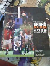 Ireland Rugby Team Winners 2009 Grand Slam Book