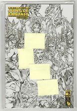 Jungle Fantasy Survivors (2017) #9 Risque Century Cover Limited 100 Sealed NM-