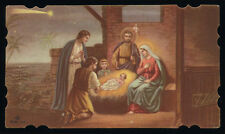 santino-holy card*ediz.NB n.3039 NATIVITA'