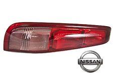 Nissan Genuine Luz De La Cola Lámpara Trasero Rearlamp Izquierda N/S Lado Pasajero 26555EQ00B