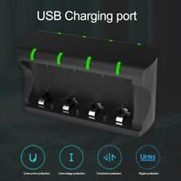 8 Slots Smart Intelligent Rechargeable Battery Charger for CR123A Battery 16340