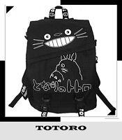 My neighbor Totoro Backpack rucksack school Bag Hayao miyazaki Bookbag knapsack