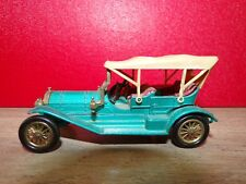 MATCHBOX - MODELS OF YESTERYEAR = THOMAS FLYABOUT 1909 - N° Y12