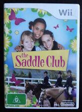 Wii - The Saddle Club (Includes Manual)